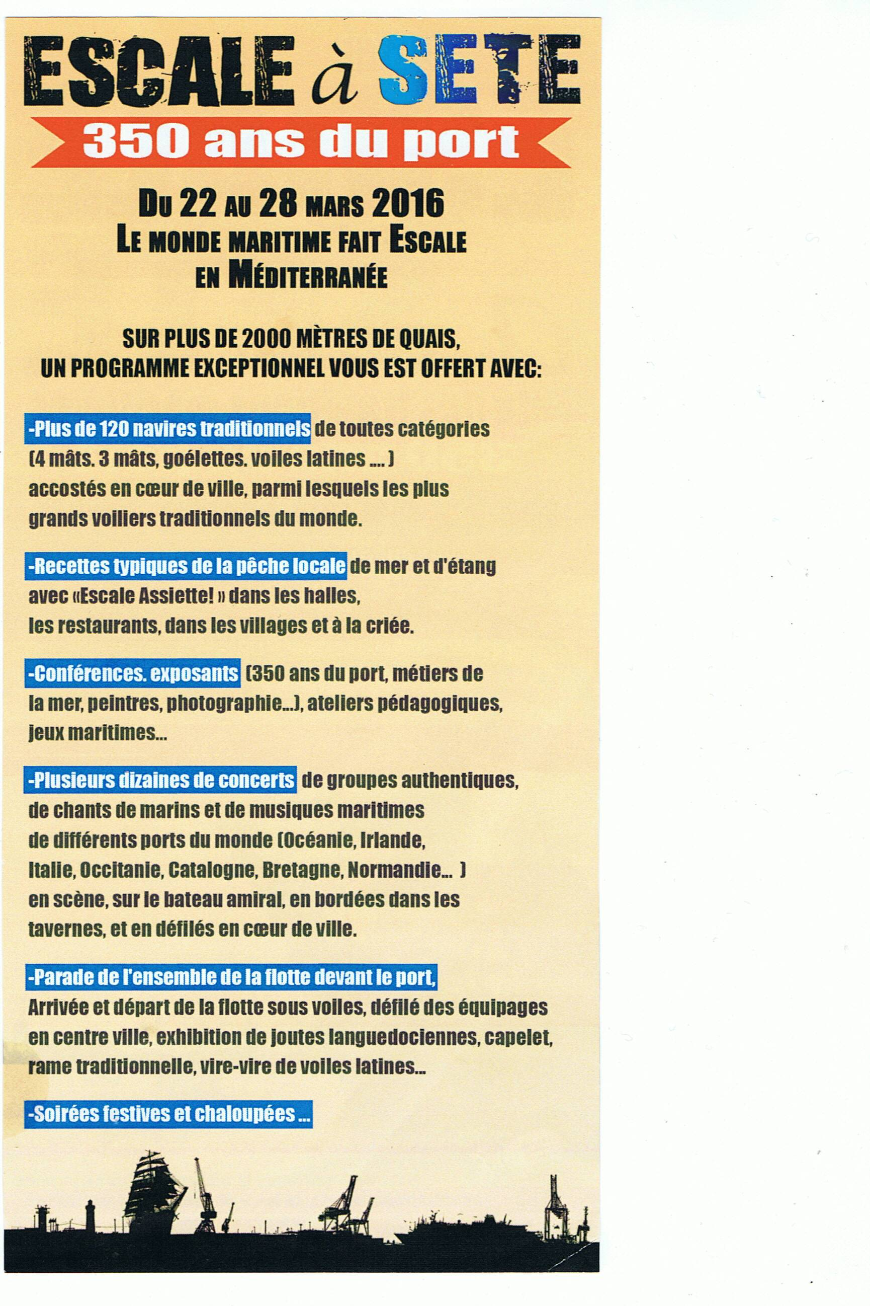 ESCALE SET2